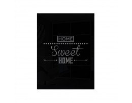 Acrylic poster typographic Pattern 3