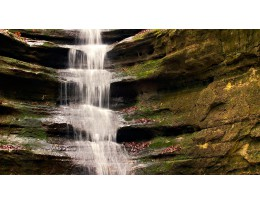 Photo wallpaper waterfalls 01350